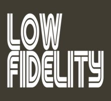 Low Fidelity by forgottentongue