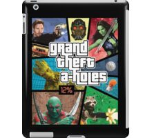 Grand Theft A-Holes | Guardians of the Galaxy iPad Case/Skin