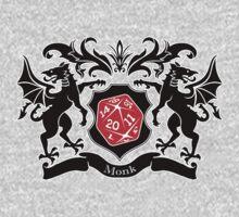 Coat of Arms - Monk Kids Tee