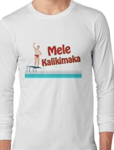Christmas Vacation - Mele Kalikimaka Long Sleeve T-Shirt
