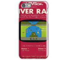 River Raid Cartridge iPhone Case/Skin