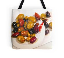 Salty not Sweet...A Still Life Painting... Tote Bag