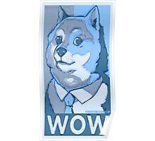 Doge Dog Poster