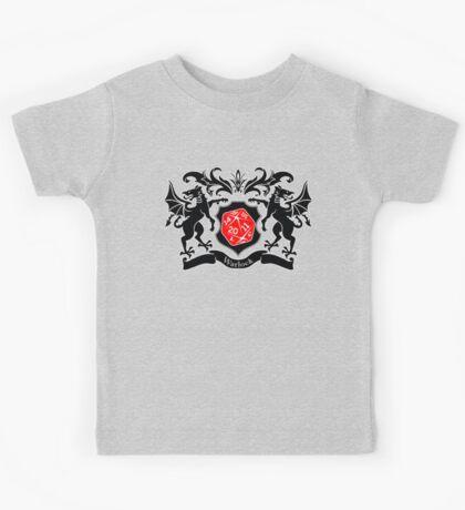 Coat of Arms - Warlock Kids Tee