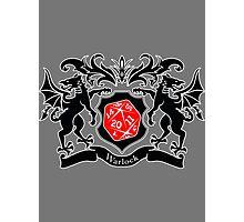 Coat of Arms - Warlock Photographic Print