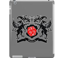 Coat of Arms - Warlock iPad Case/Skin
