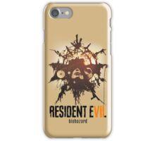 resident evil iPhone Case/Skin