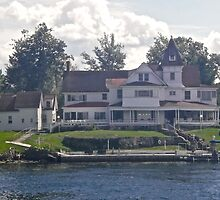 """Another summer """"cottage"""" in the 1000 Islands, NY USA by Shulie1"""