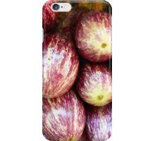 Aubergines..................................Plus Recipe iPhone Case/Skin