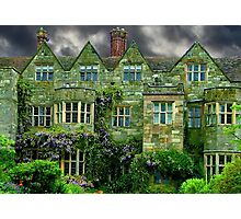 Manor House Staffordshire Photographic Print