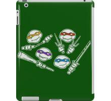 Ninja Doodles iPad Case/Skin