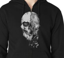 Destruction of Death Series 1 Zipped Hoodie