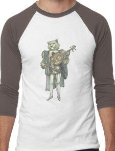 Banjo Lion Men's Baseball ¾ T-Shirt
