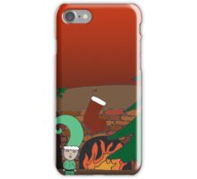 TOASTY CHRISTMAS iPhone Case/Skin