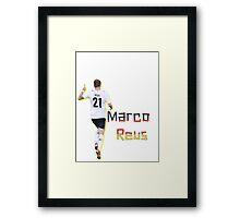Marco Reus Framed Print