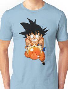 Dragon ball and Goku Unisex T-Shirt
