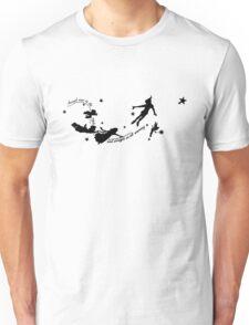 Second Star Peter Pan Unisex T-Shirt
