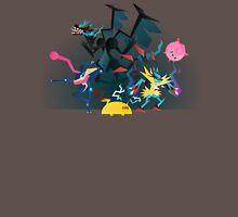 Pokemon Smashers Unisex T-Shirt
