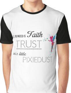 Tinker Bell Pixiedust Graphic T-Shirt