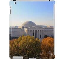 View of Washington, D.C. iPad Case/Skin