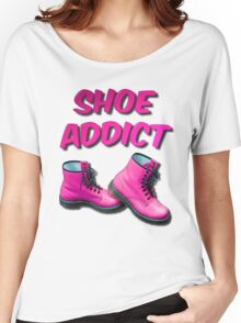 Shoe Addict Women's Relaxed Fit T-Shirt