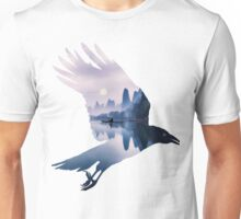 Crow Mystic River  Unisex T-Shirt