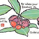Bursting Heart (Euonymus americanus) v3 by dosankodebbie