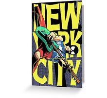 Nega New York City Greeting Card