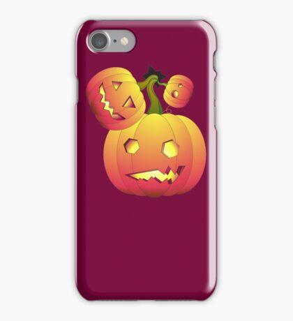 Bad Pumpkins iPhone Case/Skin