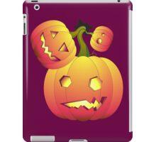 Bad Pumpkins iPad Case/Skin