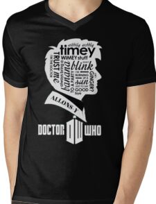 doctor who 10th doctor Mens V-Neck T-Shirt