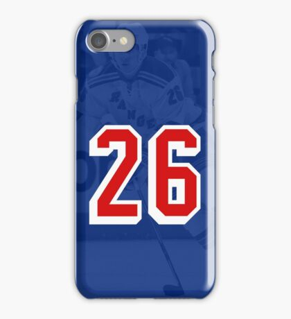 Jimmy Vesey - #26 New York Rangers Phone Case iPhone Case/Skin