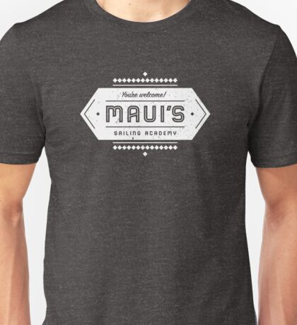 Maui's Sailing Academy Unisex T-Shirt