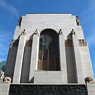 Anzac Memorial, Hyde Park, Sydney by Trish Meyer