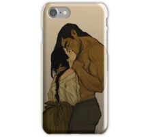 Elide and Lorcan iPhone Case/Skin