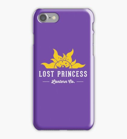 Lost Princess Lantern Co. iPhone Case/Skin