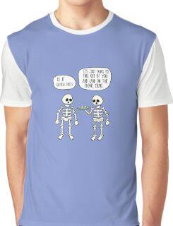 Is it gluten free? Graphic T-Shirt