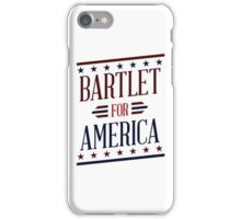 Bartlet for America iPhone Case/Skin