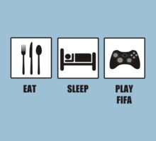 EAT SLEEP PLAY FIFA T-Shirt
