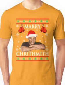Merry Chrithmith Funny Christmas Unisex T-Shirt