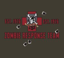 Zombie Squad Elite Response Team by Nate Smith