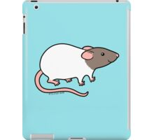 Friendly Hooded Rat iPad Case/Skin