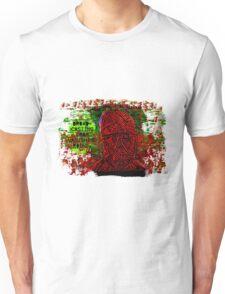 face tattoo Unisex T-Shirt