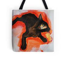 That Black Cat Tote Bag