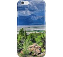 The Rocky Mountains Upper Elevations iPhone Case/Skin