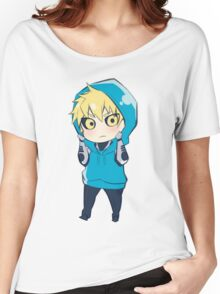 Genos - One Punch Man Women's Relaxed Fit T-Shirt