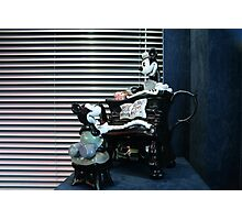 Mickey & Minnie Teapot - Love Songs by the Piano Photographic Print