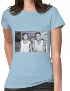 Dolan Twins Womens Fitted T-Shirt