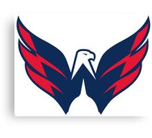 National Hockey League - Washington Capitals Canvas Print