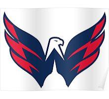 National Hockey League - Washington Capitals Poster